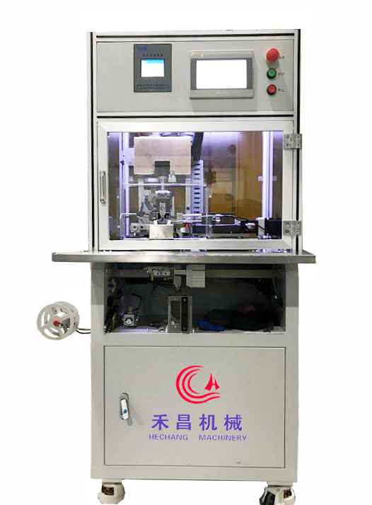 HC-2BT+Q剥皮打端机