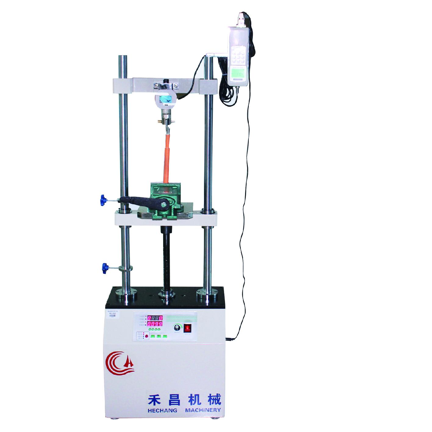 HC-302双柱电动数拉力测试仪