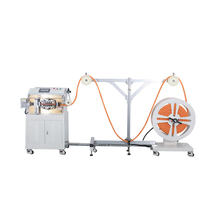 HC-605波纹管切管机