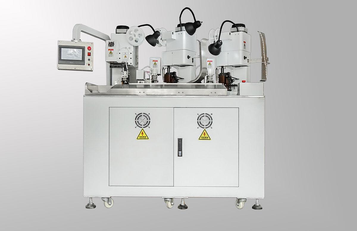 HC-30双线叠压机