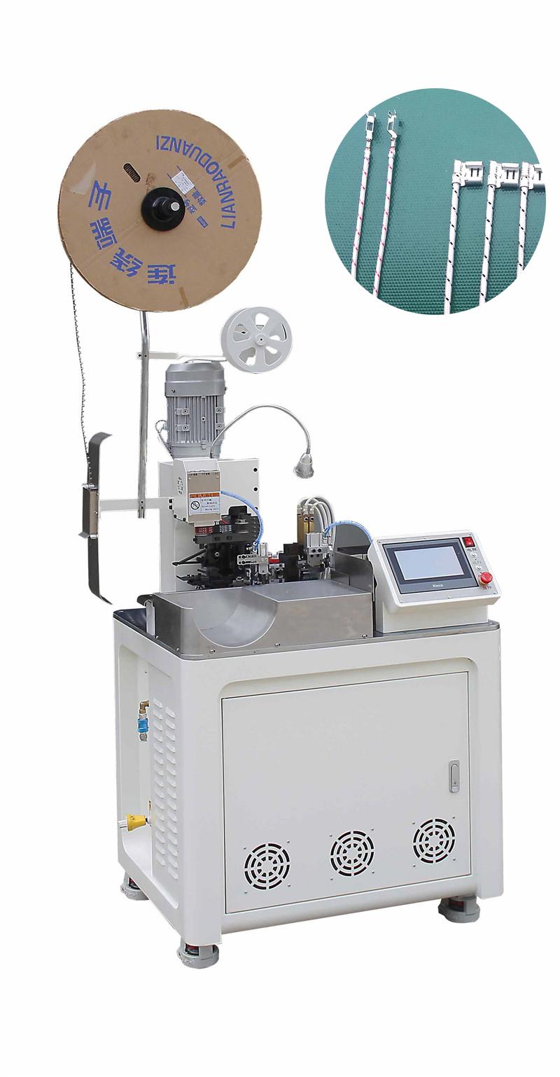 HC-全自动单头烫线压着机