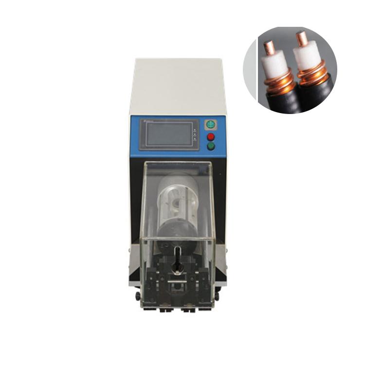 HC-8022新能源线旋转剥皮机