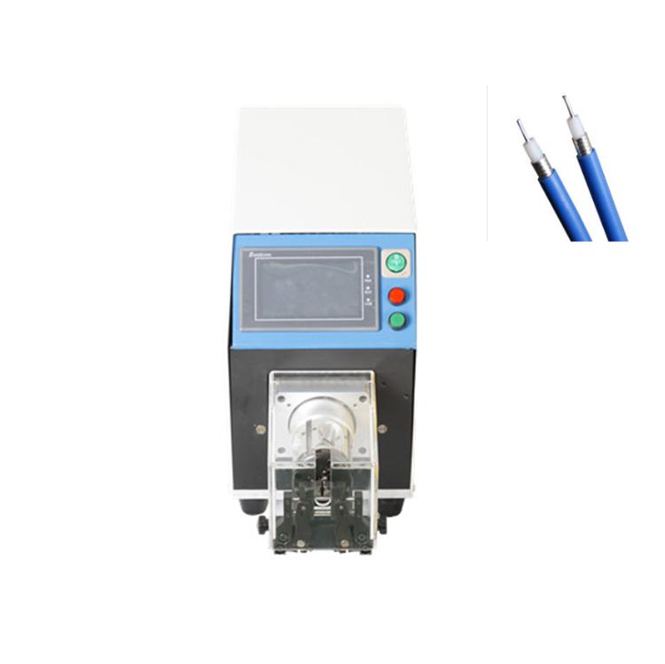 HC-4606B同轴电缆机