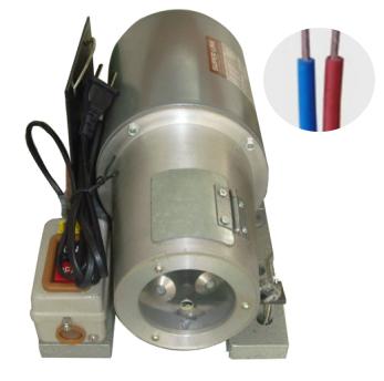 HC-200子弹头剥皮扭线机