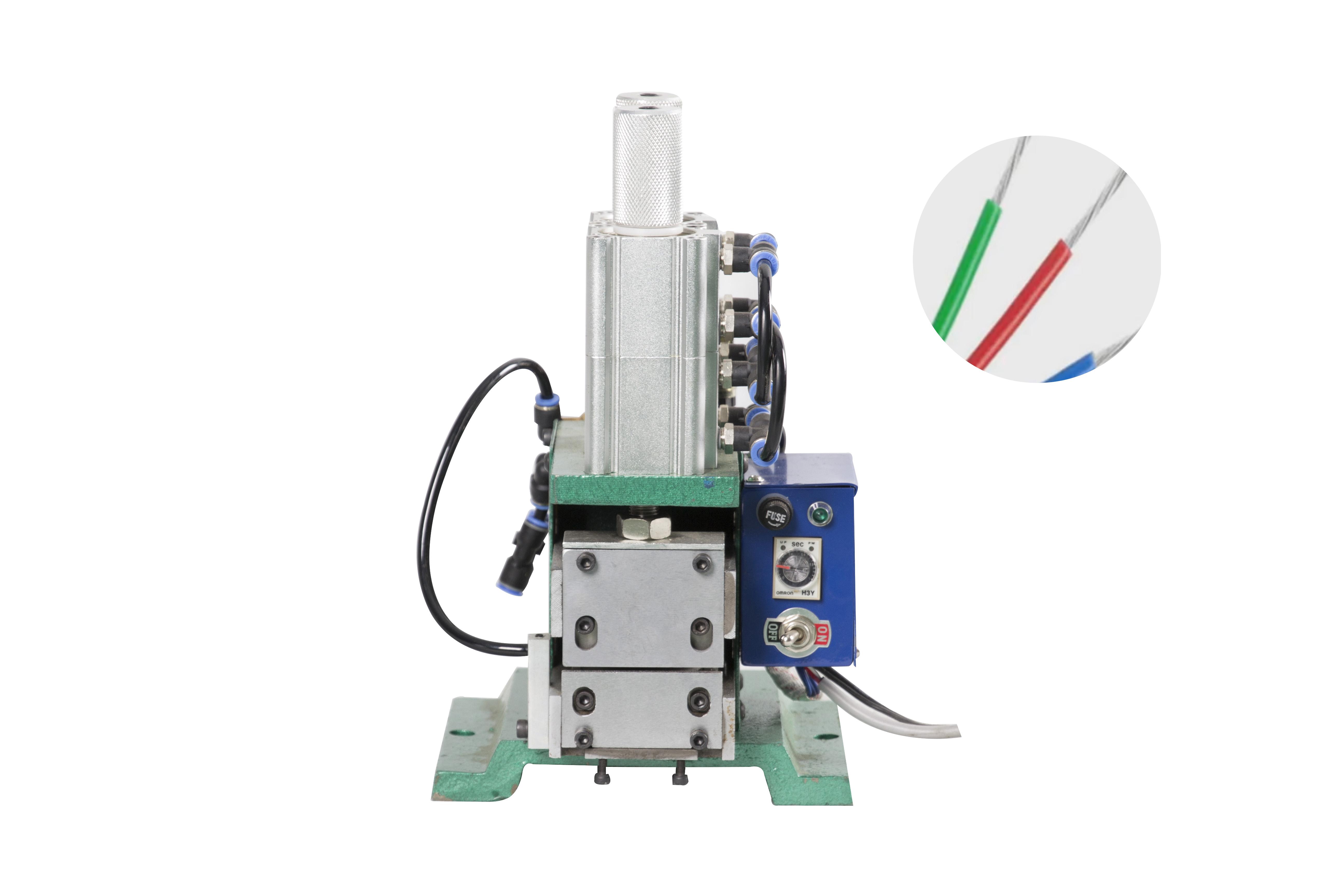 HC-4F直立式剥皮机