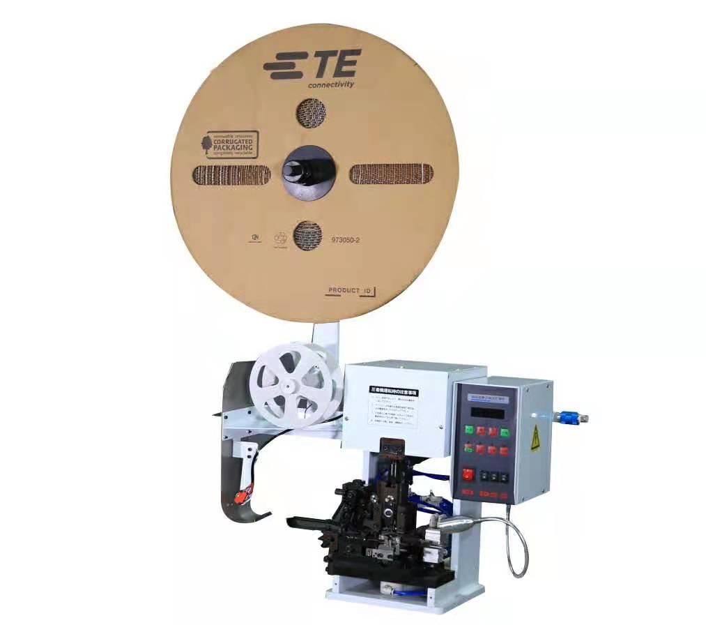 HC-2BT剥皮打端机