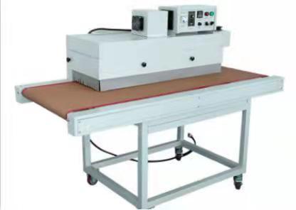 HC-半开放式烘热缩套管机